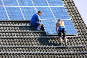 anschluss von solaranlagen