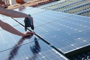 Solaranlage statt Dachpfannen