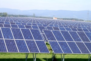 Neigungswinkel von Solarmodulen